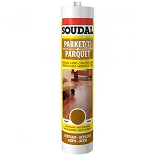soudal laminat fugenf ller ohne silikon kartusche 300 ml. Black Bedroom Furniture Sets. Home Design Ideas