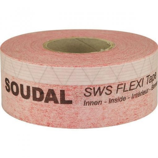 SOUDAL SWS FLEXI TAPE INSIDE 250 MM rot